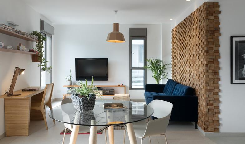 משרד ביתי 2, עיצוב סטודיו פרי (צילום: גדעון לוין)
