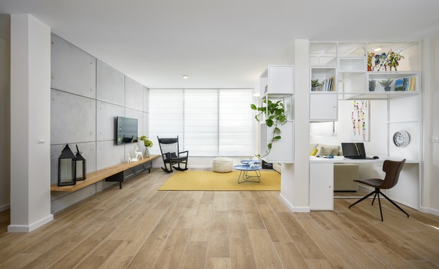 משרד ביתי 2, עיצוב עמית ישראל