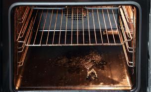 תנור שרוף (צילום: marcovarro, Shutterstock)