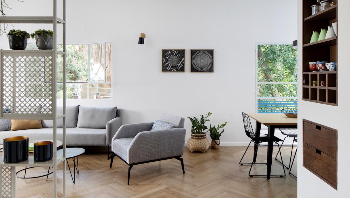 דירה בתל אביב, עיצוב סטודיו 2hila - 10