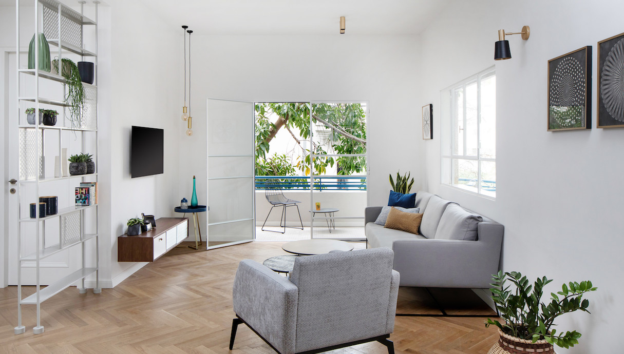 דירה בתל אביב, עיצוב סטודיו 2hila - 15