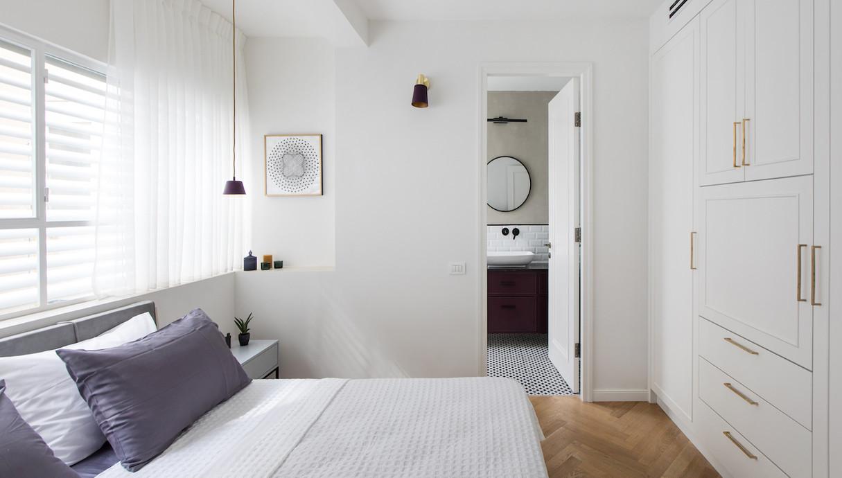 דירה בתל אביב, עיצוב סטודיו 2hila - 2