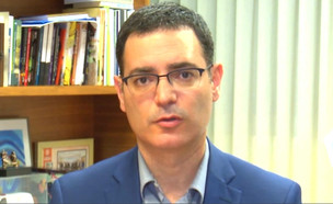 """מנכ""""ל משרד הבריאות על התפרצות הקורונה בישראל (צילום: מתוך """"חדשות הבוקר"""" , קשת 12)"""