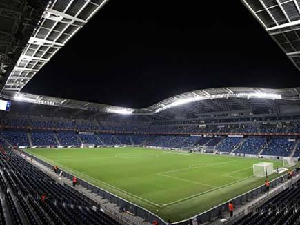 אצטדיון סמי עופר, רק 2,000 איש יוכלו להיכנס למשחקים (getty)