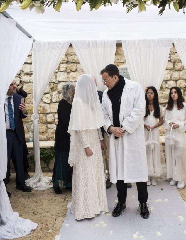 טל ברקוביץ התחתנה