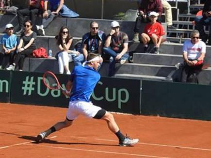 (צילום: איגוד הטניס) (צילום: ספורט 5)