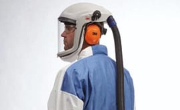 חליפת מגן לקורונה