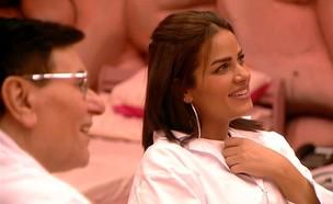 """אודליה סוויסה, """"האח הגדול"""" (צילום: רשת 13 )"""