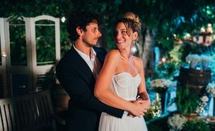 אלבום החתונה של מור ומאור (צילום: לירון סער)