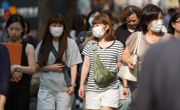 אנשים בדרום קוריאה