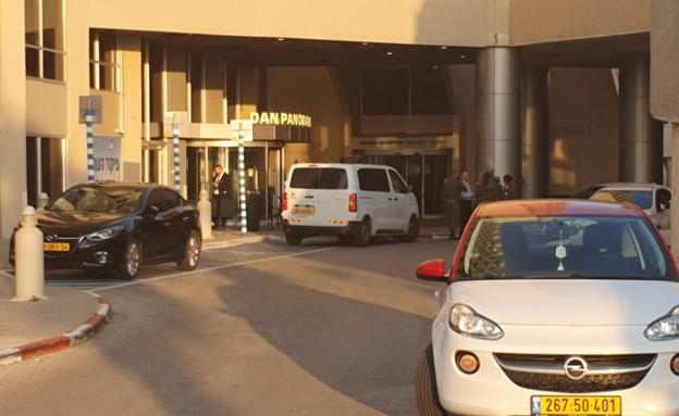 מלון מבודדי הקורונה