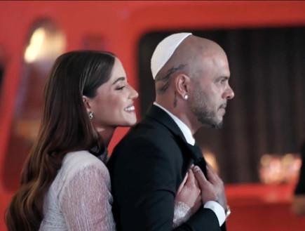 100 הנבחרים: מאחורי הקלעים של חתונת השנה  (צילום: ערב טוב עם גיא פינס, קשת 12)