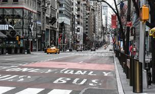 ניו יורק נסגרת (צילום: GettyImages)