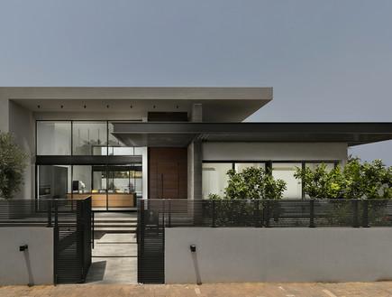 בית ביהוד, עיצוב יעלה איבגי (צילום: אלעד גונן)