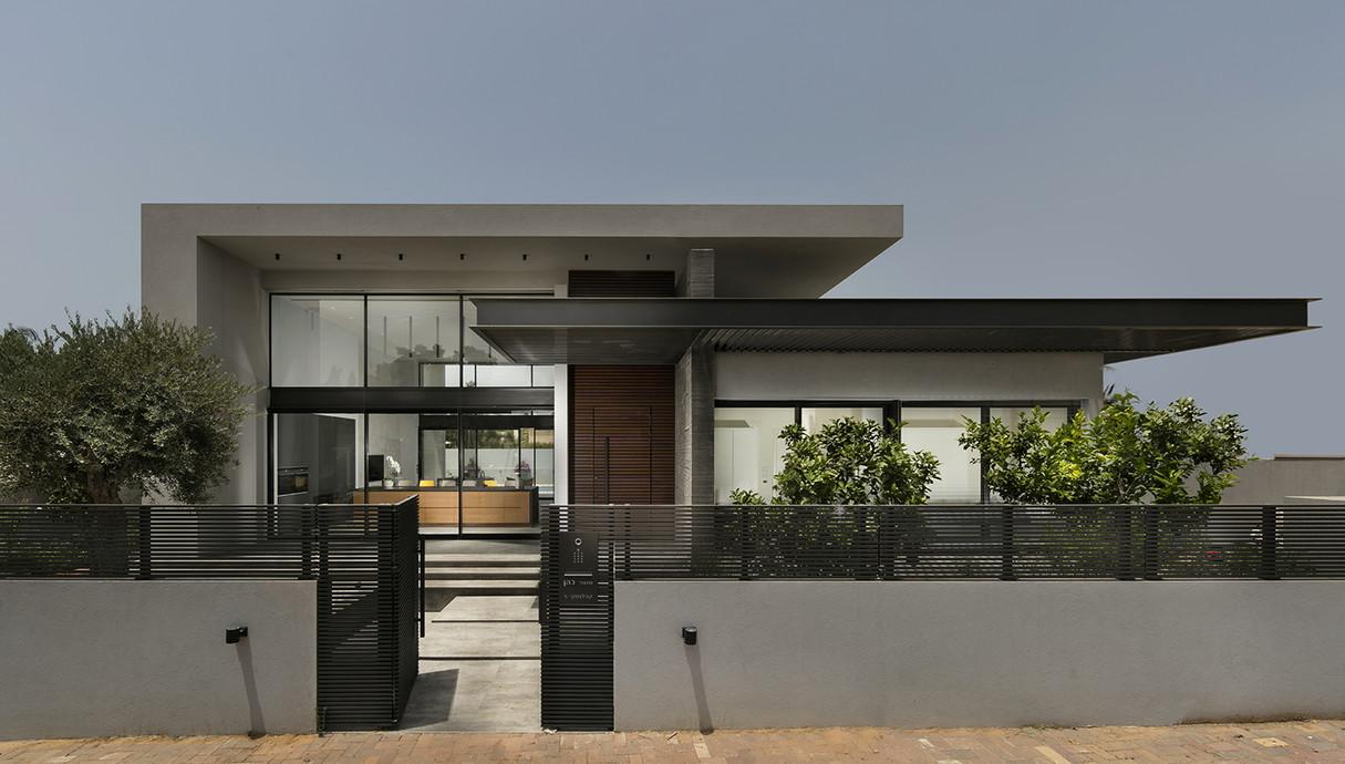 בית ביהוד, עיצוב יעלה איבגי