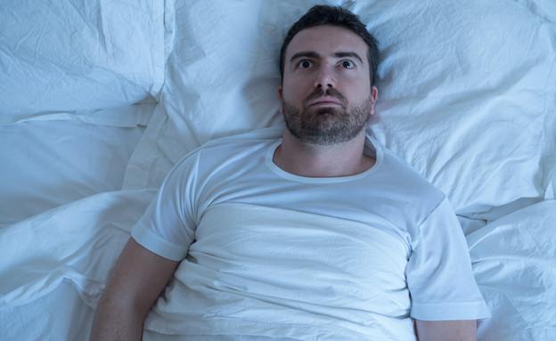 בעיות שינה (צילום: tommaso79, shutterstock)