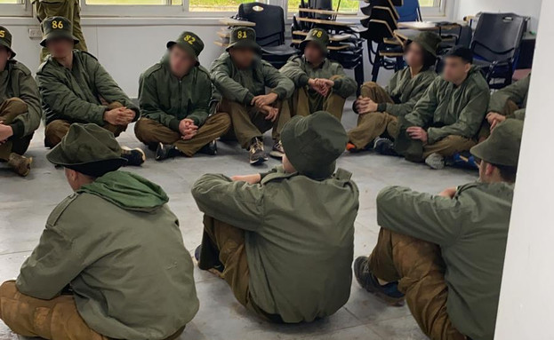 חיילים בגיבוש לעוקץ לא עומדים בהנחיות