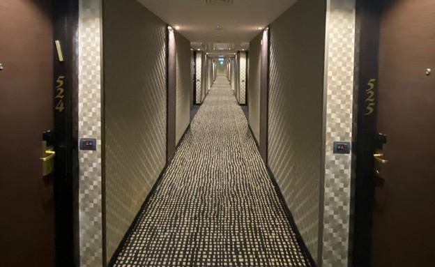 מלון לחולי קורונה בתל אביב