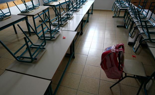 שיח פתוח בנושא בכיתות ארכיון (צילום: נתי שוחט / פלאש 90)