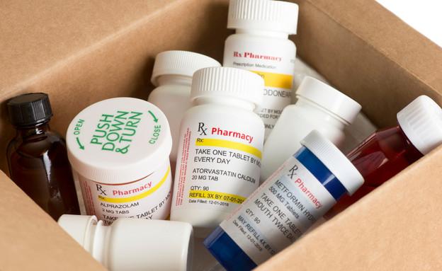 משלוחי תרופות