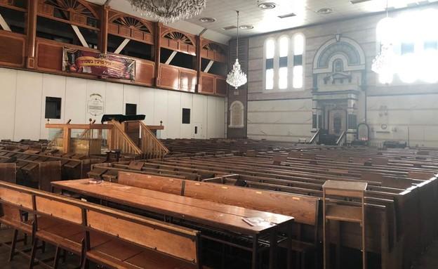 בתי כנסת בקריית יואל ריקים ממתפללים