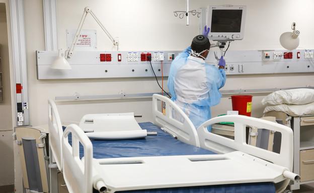 בית חולים עובדים (צילום: פלאש 90)