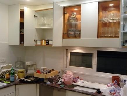 לסדר את ארונות המטבח - 1 (צילום: דוקטור סדר)