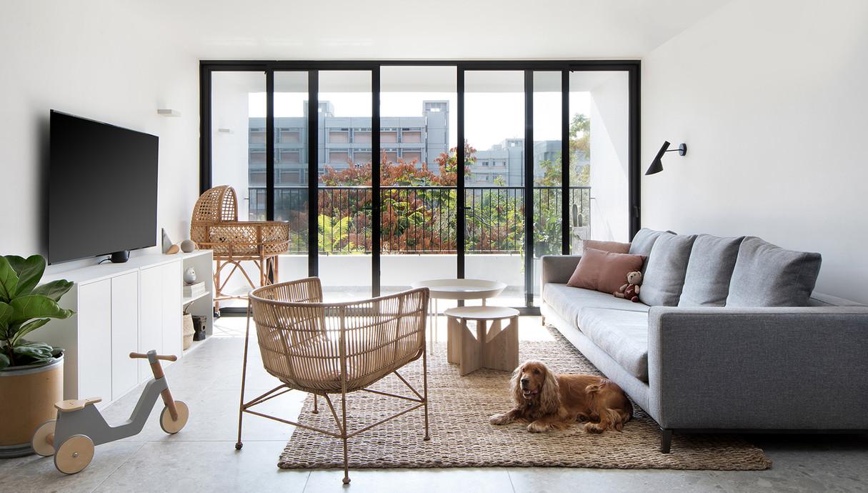 דירה בתל אביב, עיצוב דפנה גרבינסקי - 5