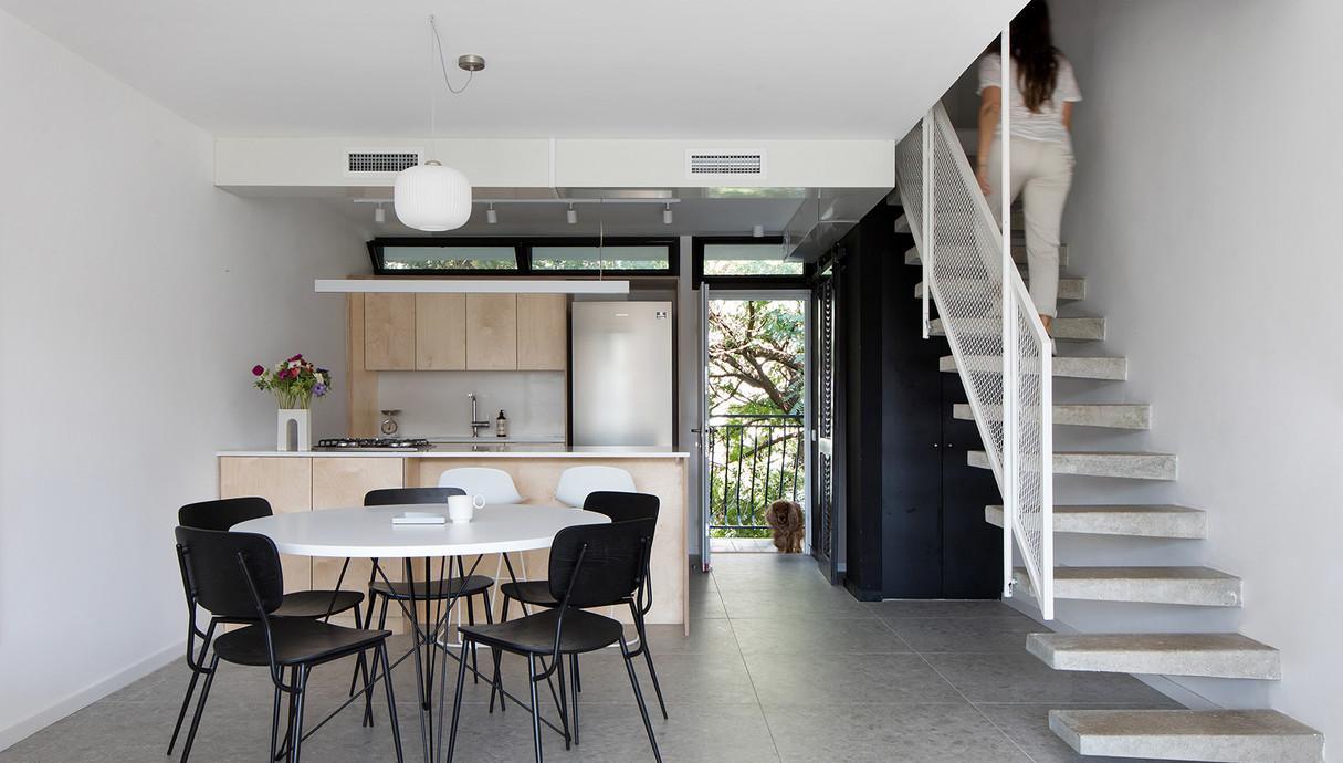 דירה בתל אביב, עיצוב דפנה גרבינסקי - 8