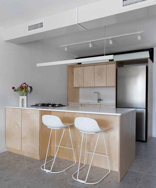 דירה בתל אביב, ג, עיצוב דפנה גרבינסקי - 12