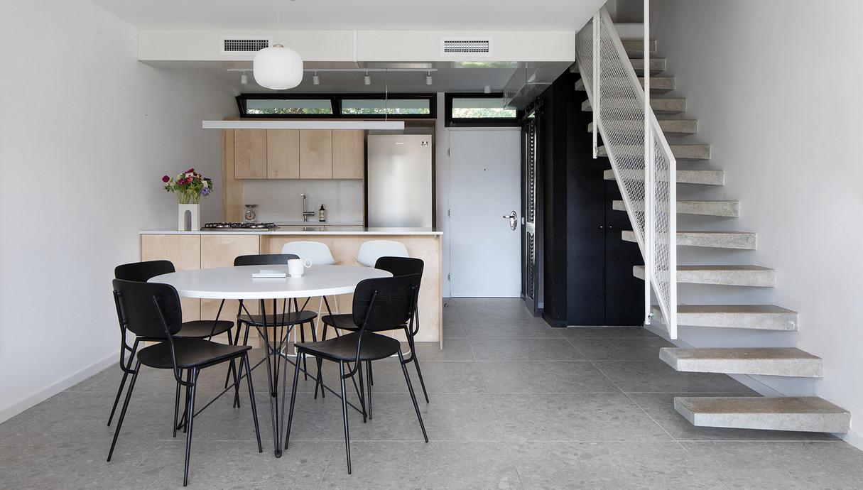 דירה בתל אביב, עיצוב דפנה גרבינסקי - 10