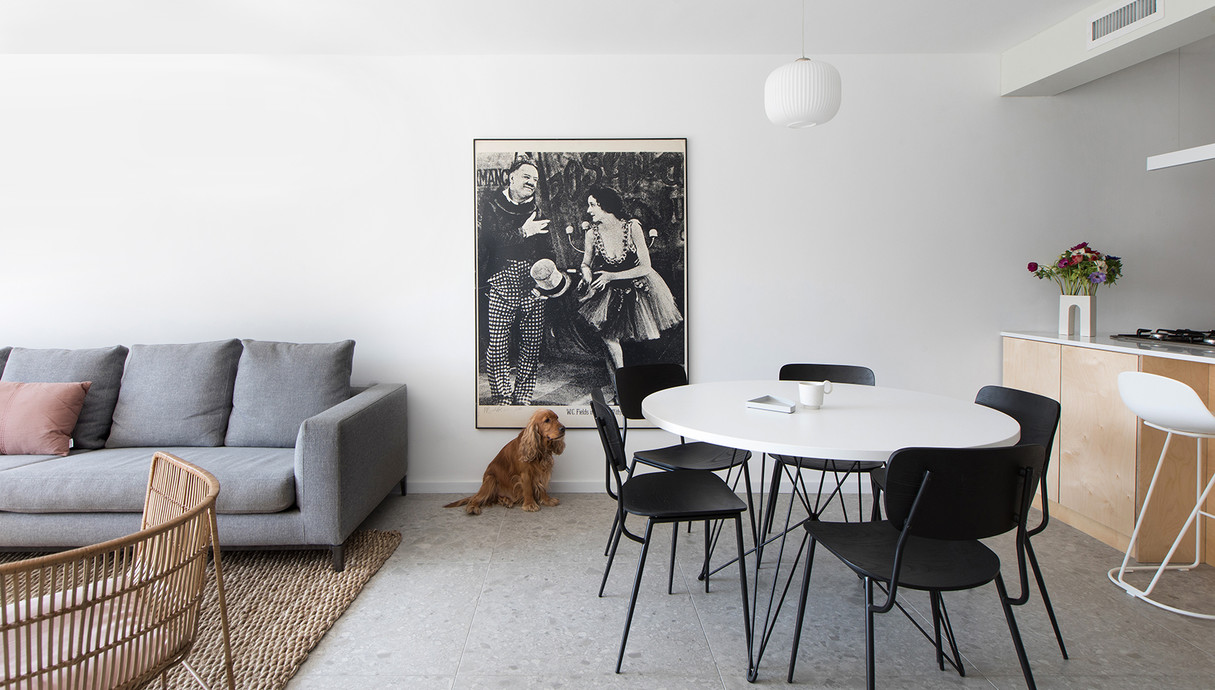 דירה בתל אביב, עיצוב דפנה גרבינסקי - 13