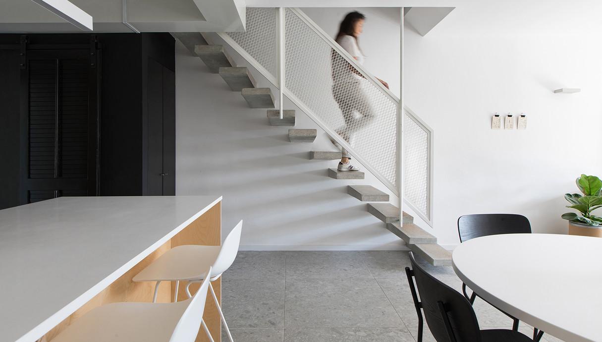 דירה בתל אביב, עיצוב דפנה גרבינסקי - 15