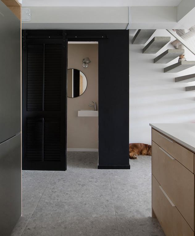 דירה בתל אביב, ג, עיצוב דפנה גרבינסקי - 17