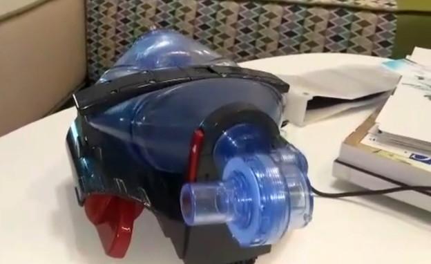 חברה ישראלית פיתחה מענה לבעיית מכונות ההנשמה