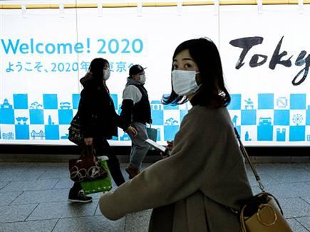 יפן, סביב המשחקים והקורונה (getty)