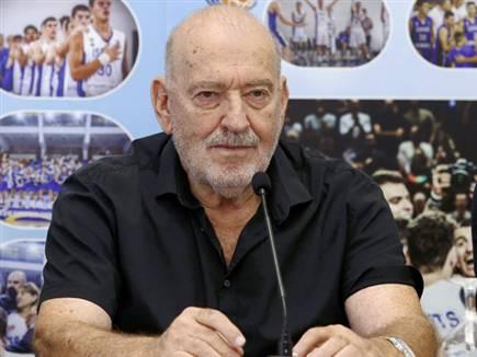 """יו""""ר האיגוד, עמירם הלוי (צילום: ספורט 5)"""