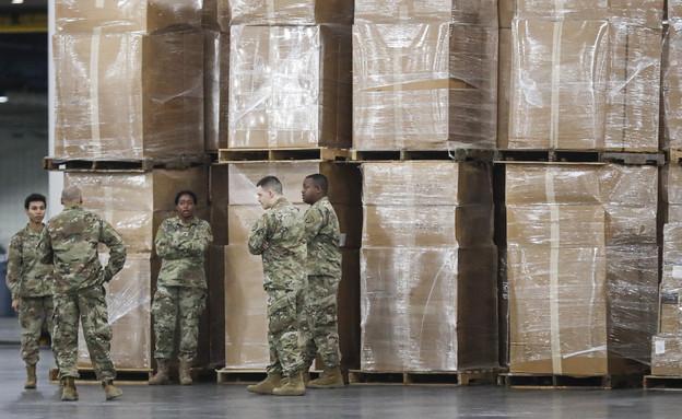 חיילי המשמר הלאומי של ארה