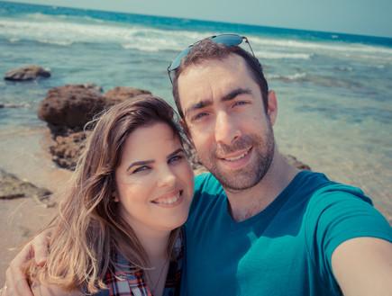 זוג ישראלי (צילום: shutterstock)