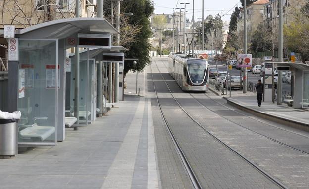 קורונה בישראל - ירושלים