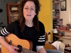 שוברת שתיקה: יהודית רביץ במופע מיוחד (צילום: מתוך