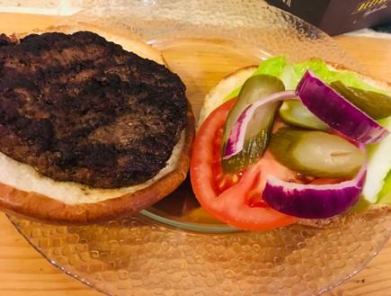 משלוח מסינטה בר. ביפבורגר