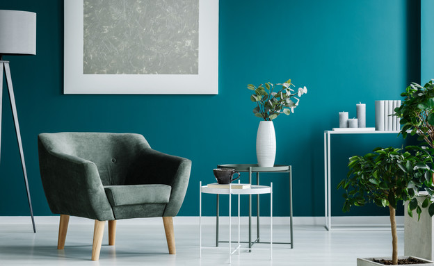 צבעים טרנדים 2020, כחול