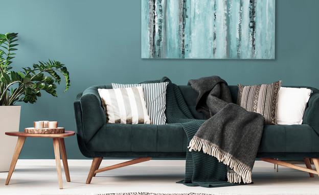צבעים טרנדים 2020, ירוק (צילום: Photographee.eu, Shutterstock)