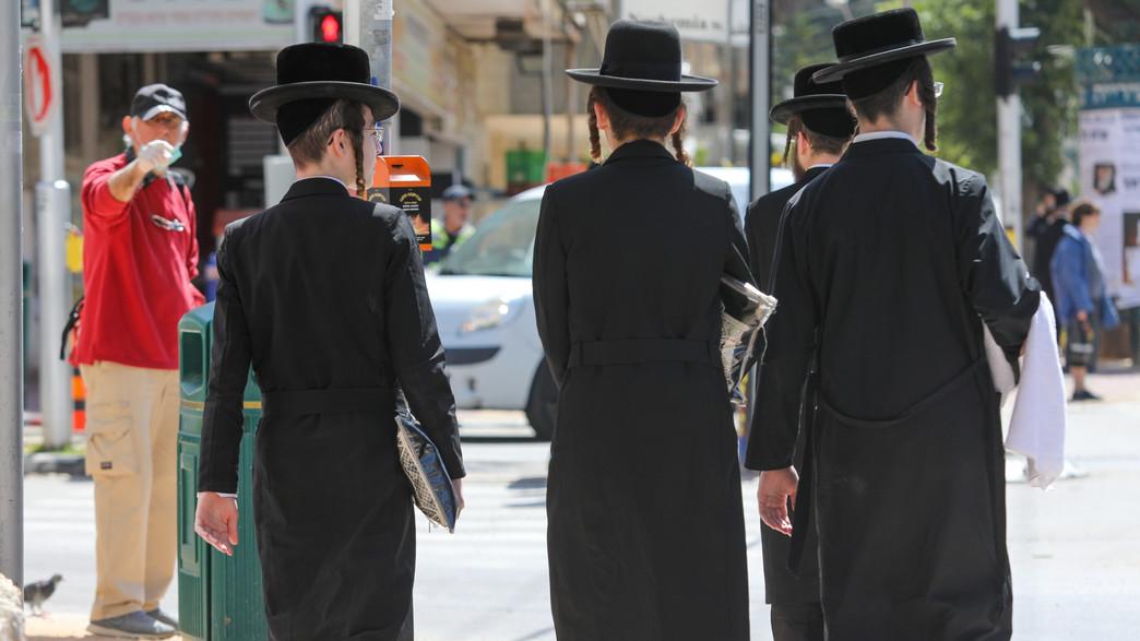 הקורונה בישראל - ירושלים (צילום: יוסי אלוני, פלאש 90)