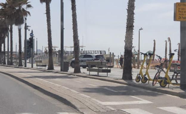 חוף הים, תל אביב