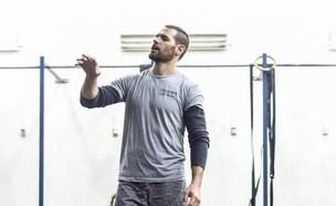 המאמן עומרי פלד (צילום: עדי אדרי)