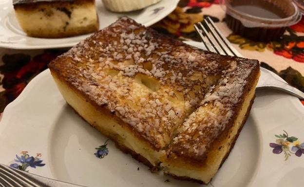 הפרנץ' טוסט של זוני במשלוח (צילום: צילום ביתי, אוכל טוב)