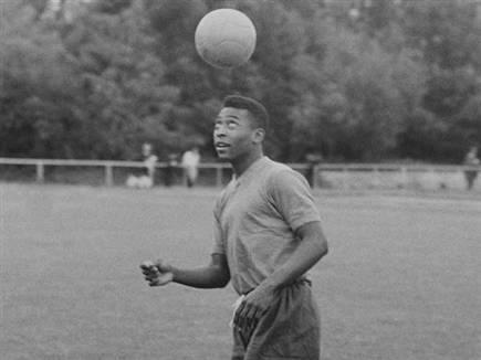 פלה - מלך הכדורגל הברזילאי (getty)