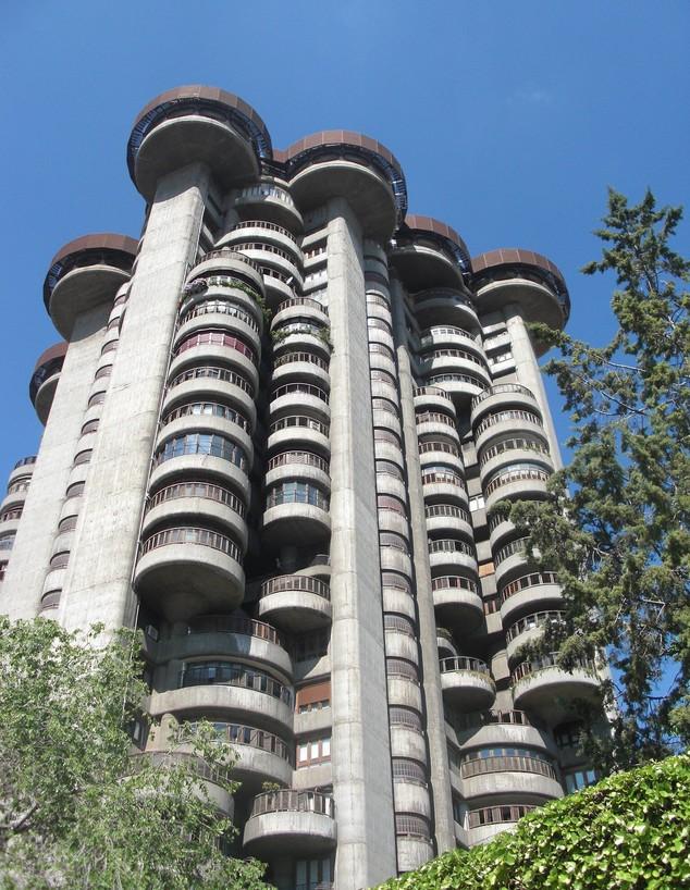 המגדלים הלבנים (צילום: air-freelance.com )